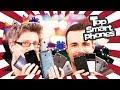 Top Smartphones 2017 (Deutsch) - Stand Juni 2017