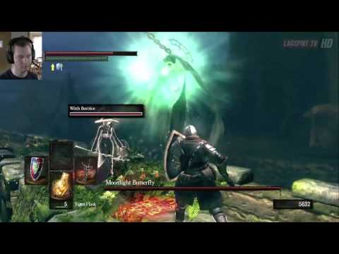 Dark Souls - Moonlight Butterfly - Stay For The End :P