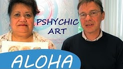 PSYCHIC ART • Gerard Schuiling • Omata's SPIRITUAL ENCOUNTERS