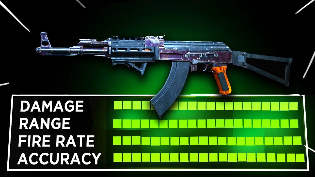 the AK-47 got a BUFF! BEST AK-47 CLASS SETUP AFTER UPDATE 1.23 MODERN WARFARE! BEST AK-47 SETUP MW!