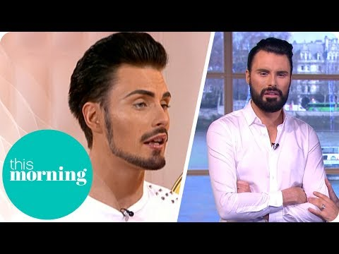 Rylan Can't Believe How He Looked During His First This Morning Appearance  This Morning