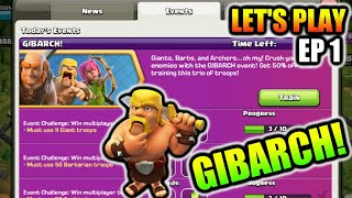 GIBARCH ARMY! LET