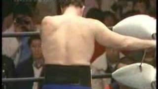 Giant Baba vs. Verne Gagne, 1/18/81