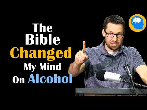 What the Bible REALLY Says About Alcohol