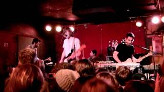 Tokyo Police Club - End of a Spark - Live (HD)