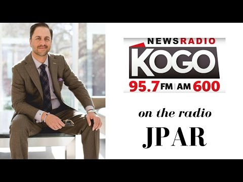 LIVE on the radio in San Diego, California | JP and Associates REALTORS