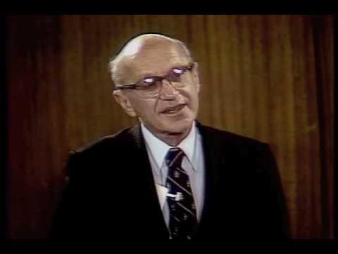 Milton Friedman - Redistribution Of Wealth