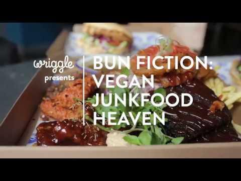 Bristols Vegan Junkfood Heaven Bun Fiction
