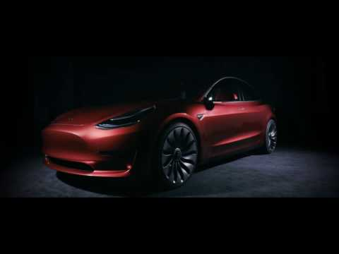 Tesla Model 3 in 1:03 | Tesla Project Loveday