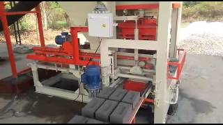 Automatic Fly Ash Bricks Plant - Model: ENDEAVOUR-iF1500