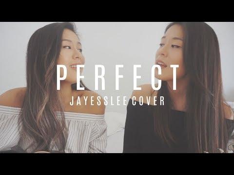 PERFECT | ED SHEERAN (Jayesslee Cover)