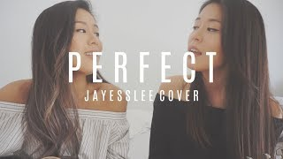 PERFECT | ED SHEERAN (Jayesslee Cover) Available on Spotify and iTunes! thumbnail