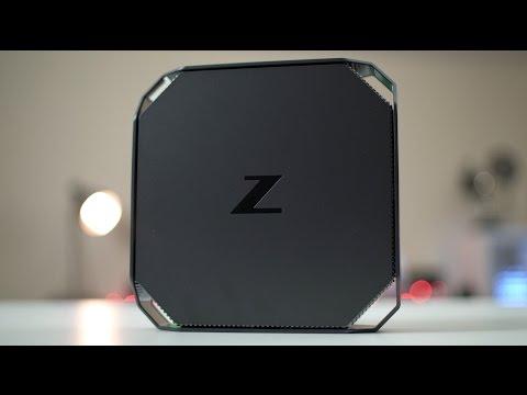 HP Z2 Mini Review | Tiny PC, Big Punch!