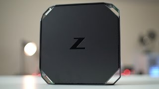 HP Z2 Mini Review | Tiny PC, Big punch!