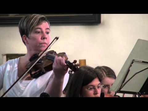 Svendsen Romance - Orchestre Symphonique du P'tit Val de Sambre