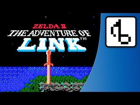 Zelda II WITH LYRICS - brentalfloss