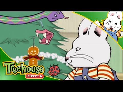 Max & Ruby: Grandma's Present/Max & Ruby's Christmas Tree | Christmas Cartoons For Kids!