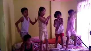 Funny baby shark dance move 😂😂😂