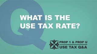 Use Tax Q and A: Question 2