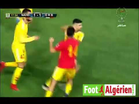 Ligue 1 Algérie (3e journée) : NA Hussein Dey 1 - 2 CR Belouizdad