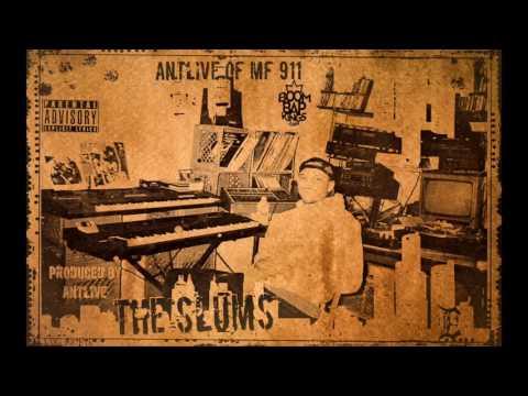 Antlive - The Slums - 1994 full Album