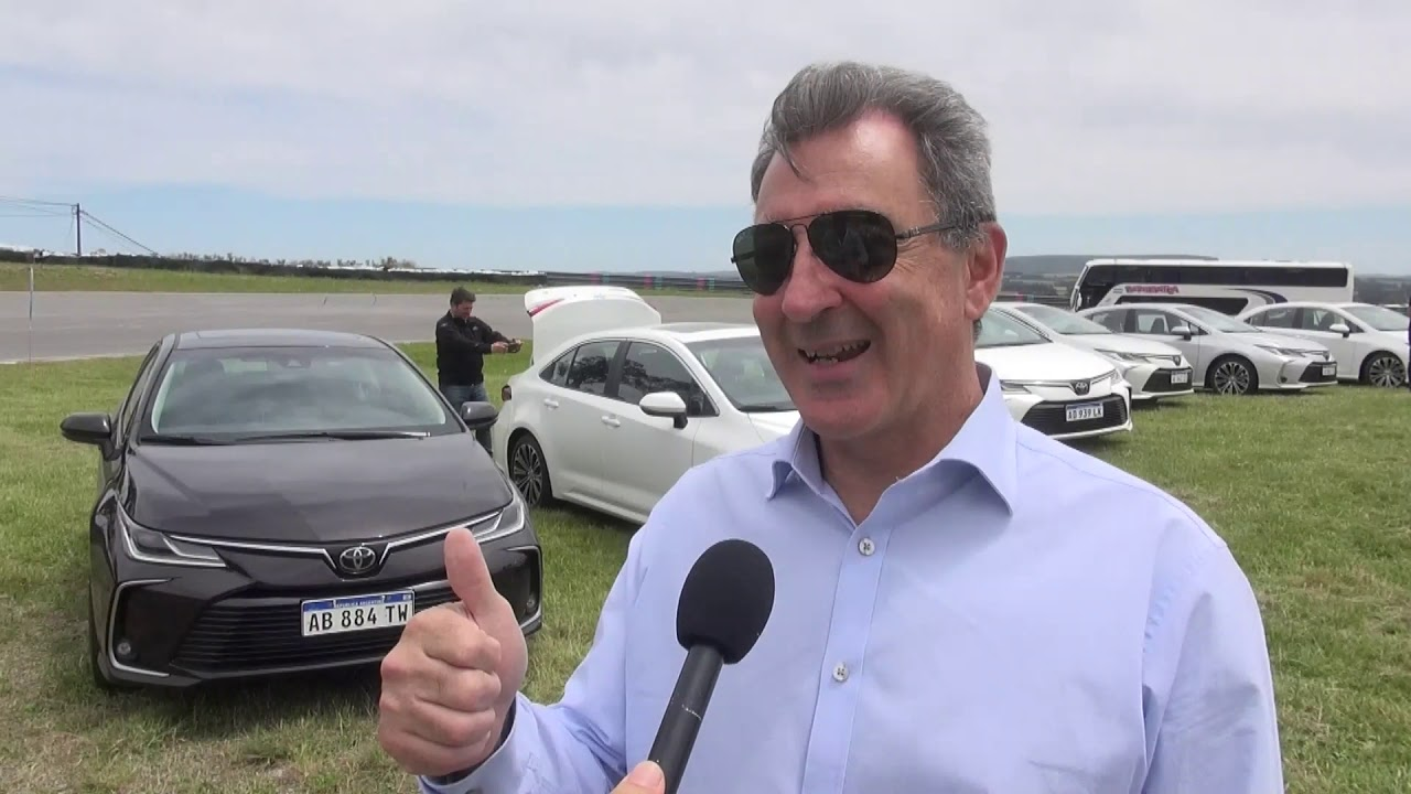 Lanzamientos Corolla  Hilux V6 Y Touareg  90 A U00d1os Banchik