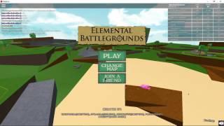 Roblox Element Battlegrounds AutoHotKey Level Farm