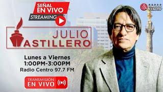 Las ultimas noticias totalmente En Vivo con Julio Astillero en #RadioCentroNoticias thumbnail