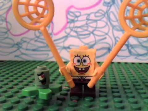 lego spongebob F.U.N