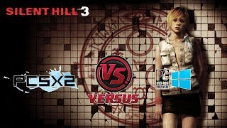 Silent Hill 3 / PCSX2 vs PC, which is better?