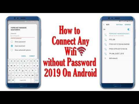 Connect Any WiFi Without Password In 1min | AIM TECH |