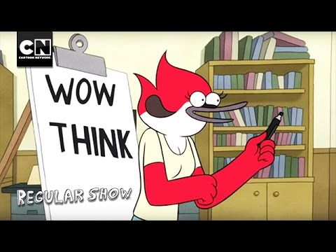Undercover Reporting I Regular Show I Cartoon Network