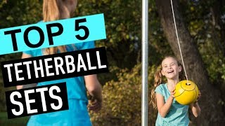 BEST 5: Tetherball Sets 2018