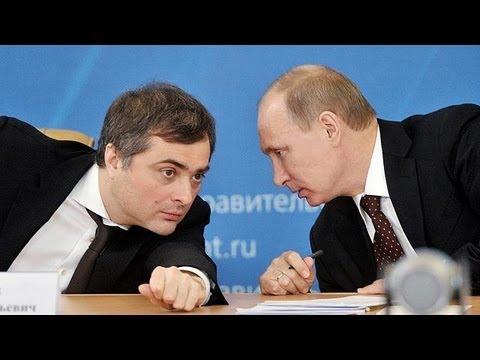 Putin'in sözleri Surkov'u istifa ettirdi