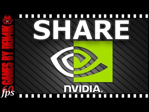 Nvidia SHARE (BETA) | Подробно об обновлении + Настройка