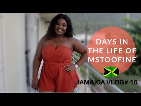 Jamaica Vlog #16 #UNCUT/ Carnival After Party 2017 | Life with Mstoofine