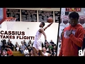 Cassius Stanley Takes Flight! | Best of Harvard Westlake VS Notre Dame