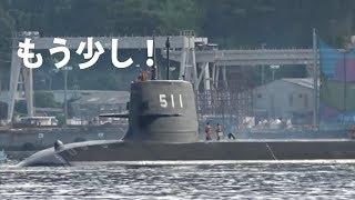 【通勤中に防衛を】最強通常動力型潜水艦誕生か!リチウムイオン電池世界初搭載潜水艦始動開始・・・