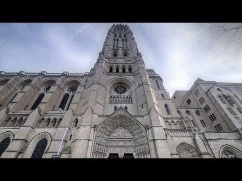 America's Tallest Church & A Drone