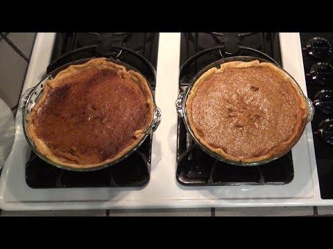 Sweet Potato Pie Challenge - NuWave Oven vs Conventional