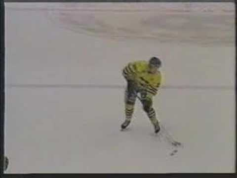 """Swedish Hockey Instructional Video """"Play With PucK"""""""