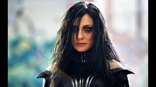THOR: RAGNAROK DE MARVEL | Making of : creando a la diosa HELA | HD