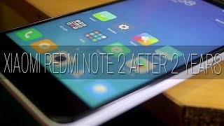 Review Xiaomi Redmi Note 2 After 2 Years (Indonesia)