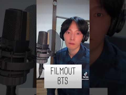 Film out[BTS]韓国人が歌ってみた #shorts #bts #backnumber