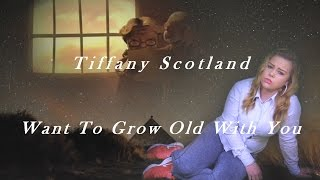 Romany Traveller Tiffany Scotland, Want To Grow Old With You.