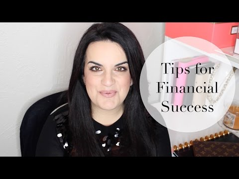 Financial Planning | Success + Money Management Tips!