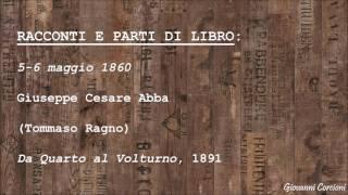 Giuseppe Cesare Abba - 5-6 maggio 1860
