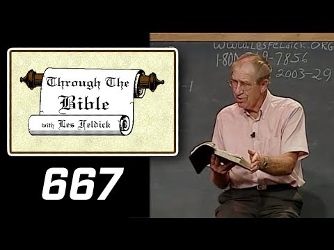 [ 667 ] Les Feldick [ Book 56 - Lesson 2 - Part 3 ] I John 2:1-29 |a