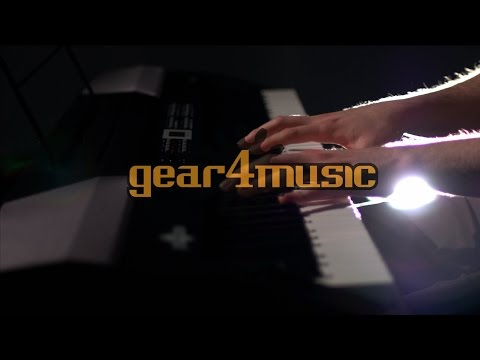 SDP-4 Stage Piano by Gear4music (Performance)