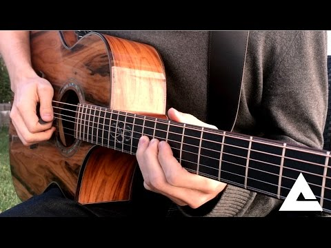 Comfortably Numb Solo - Pink Floyd - Acoustic Guitar Cover